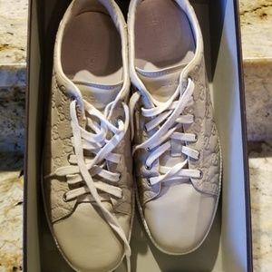 Gucci  tennis shoes Guccissima sz 39